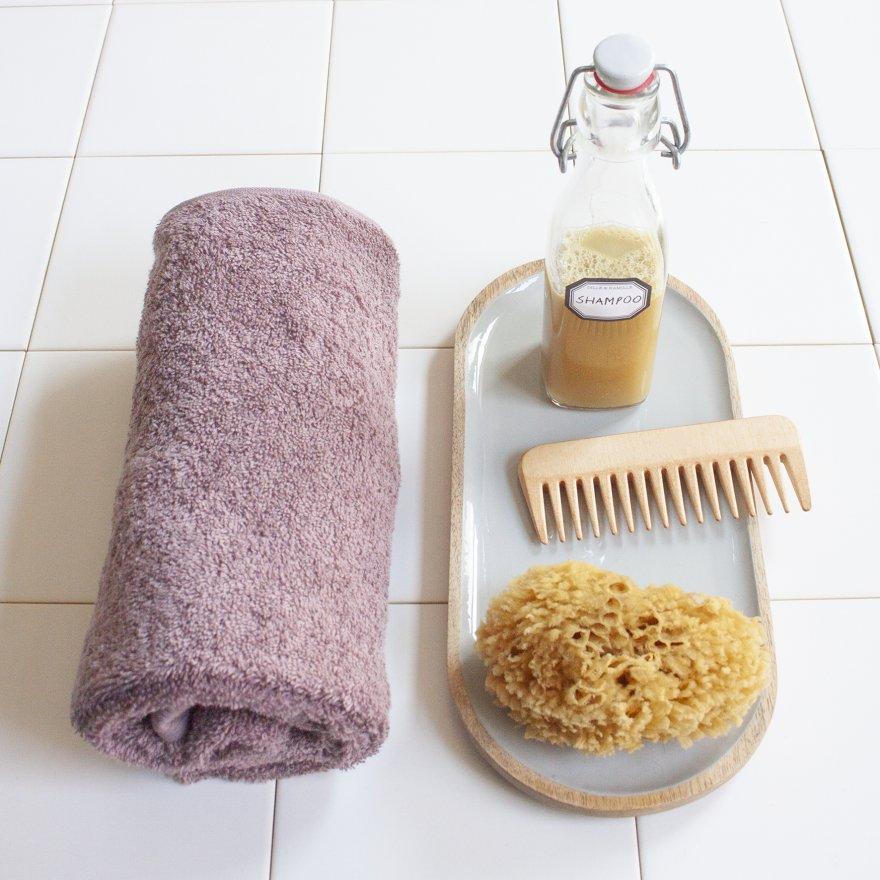 Selbstgemachtes Shampoo